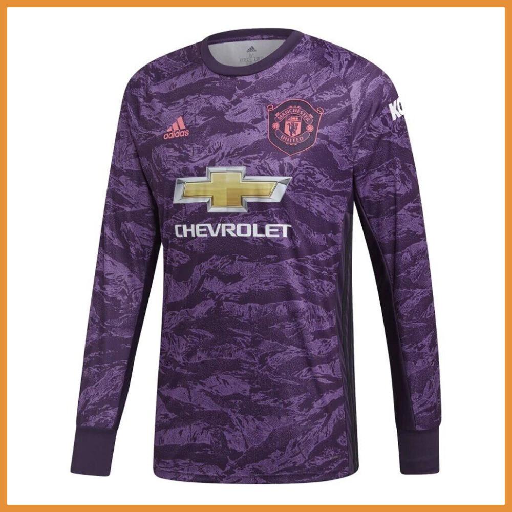 Вратарская футбольная форма Манчестер Юнайтед (Man United) длинный рукав 19/20 XL