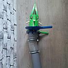 Растариватель биг-бэгов: Клапан дозатор з гнучким рукавом для сівалок, фото 9