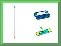 Швабра Microriccio Wet System Light микрофибра 40см TTS 1041868694MB в комплекте (Италия)