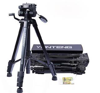 Профессиональный штатив для телефона Yunteng VCT-668