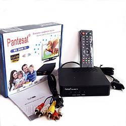 ТВ-ресивер DVB-T2 Pantesan HD-3820 тюнер T2