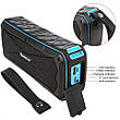 Беспроводная Bluetooth колонка Toproad S610 Blue IP66 Waterproof, поддержка microSD, функция Power Bank, фото 3