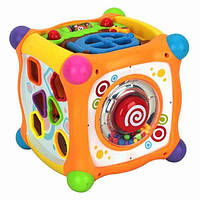 Развивающая игрушка Huile Toys Волшебный кубик 936