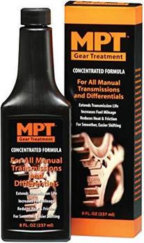 MPT ® Gear Treatment - присадка для трансмиссионных и редукторных масел 0.236 л