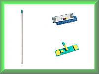 Швабра Microsafe  Wet System Light микрофибра 40см TTS 1041868696 в комплекте (Италия)