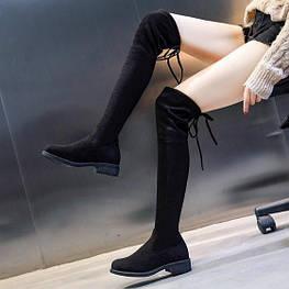 Женские ботфорты. Модель 8331