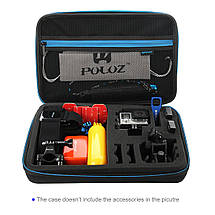 Кейс для аксесуарів GoPro Puluz 32 см x 22 см x 7 см (Large size), фото 3