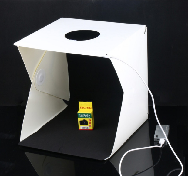 Photobox з LED підсвічуванням 40*40*40 см