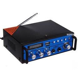 Усилитель звука UKC SN-666 BT 2х60W