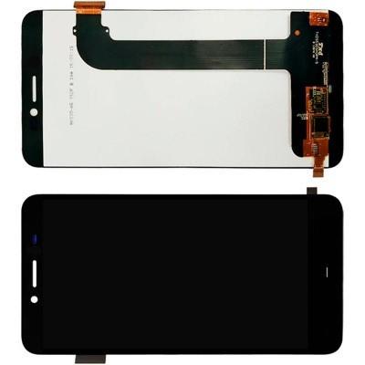 Дисплейний модуль Prestigio MultiPhone 3531 Muze E3, 7530 Muze A7, PSP 3530 Muze D3, білий, #TXDT530SYPA-2