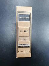 Эксклюзивный тестер Armand Basi in Red White 70 ml ОАЭ (реплика)