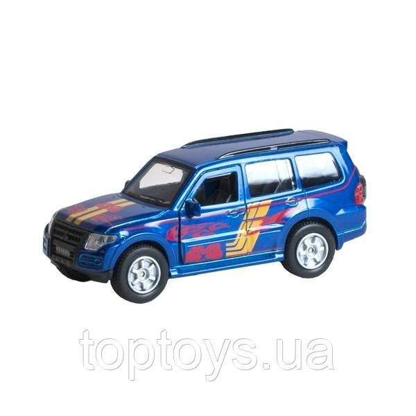 Автомодель Технопарк Mitsubishi Pajero Sport (SB-17-61-MP-S-WB)