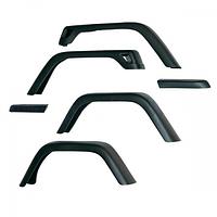 Расширители колесных арок ABS на 7 дюймов Jeep Wrangler TJ