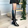 Сапоги женские зимние черные эко-кожа :) В НАЛИЧИИ ТОЛЬКО 36 38р, фото 5