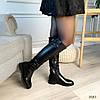 Сапоги женские зимние черные эко-кожа :) В НАЛИЧИИ ТОЛЬКО 36 38р, фото 7