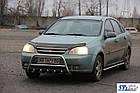 Кенгурятник Chevrolet Lacetti (02+) защита переднего бампера кенгурятники на для Шевроле Лачетти Chevrolet Lacetti (02+) d42х1,6мм, фото 2