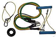 Эспандер металлический универсальный для фитнеса и спорта + 2 подарка (Металлическая конструкция), фото 4