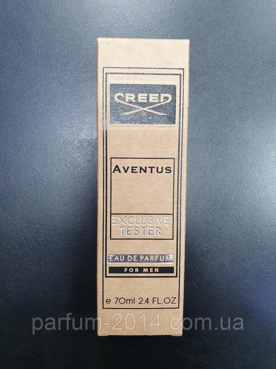 Эксклюзивный тестер Creed Aventus homme 70 ml ОАЭ (реплика)