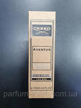 Эксклюзивный тестер Creed Aventus homme 70 ml ОАЭ (реплика), фото 2