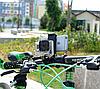 Двойное крепление на велосипед для телефона,экшен-камер