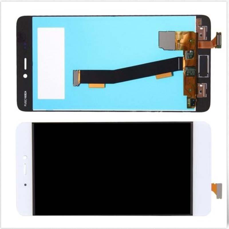Дисплей Xiaomi Mi5s модуль в сборе с тачскрином, белый