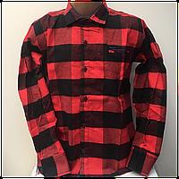 Кашемировая рубашка для мальчика 10-14 лет, опт.