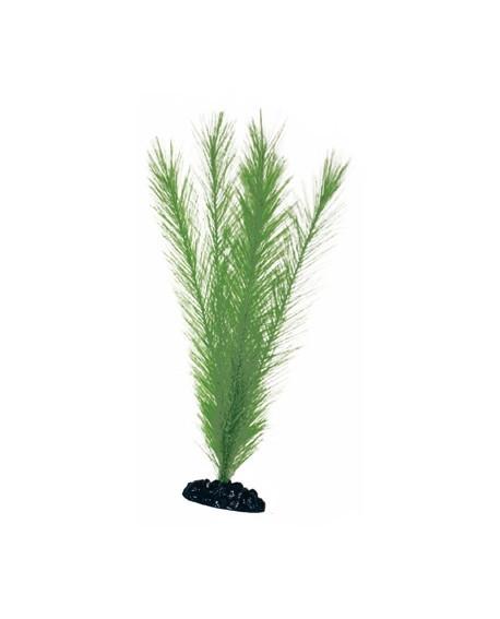 Искусственное растение для аквариума BLYXA, 23 см