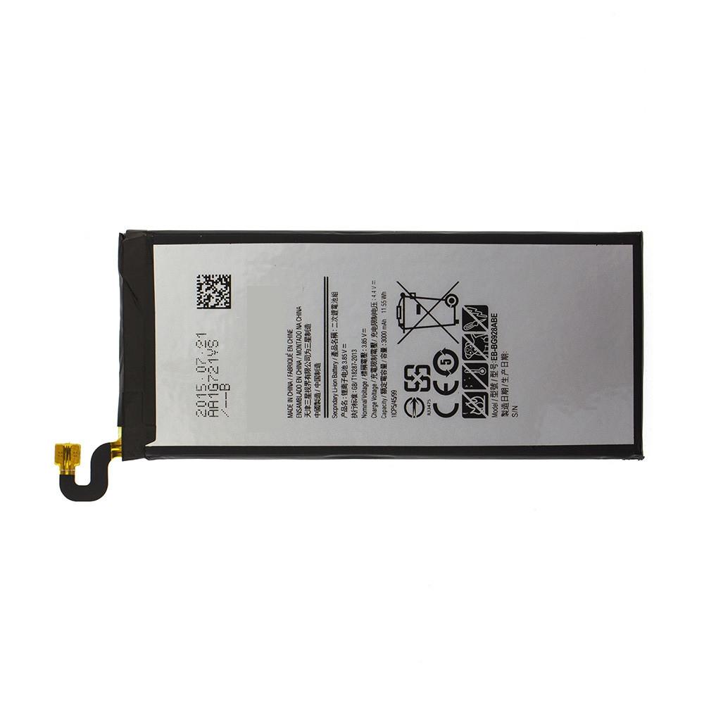 Акумуляторна батарея EB-BG928ABE для мобільного телефону Samsung G928 Galaxy S6 Edge Plus