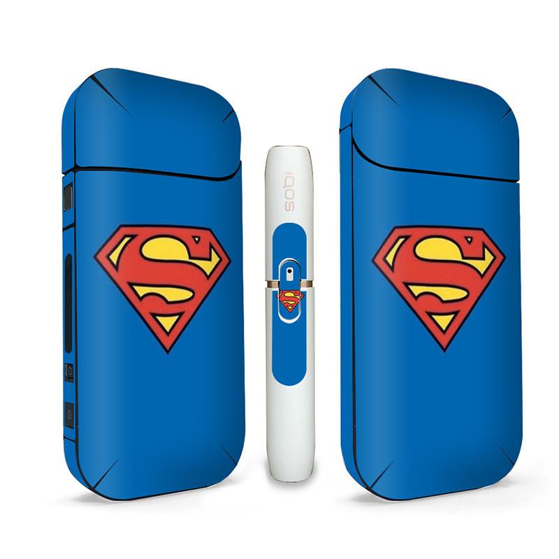 Наклейка на Айкос / IQOS 2.4  Superman
