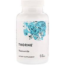 """Ніацинамід Thorne Research """"Niacinamide"""" (180 капсул)"""