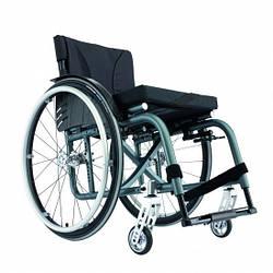 Активная коляска Kuschall Ultra-Light со складной рамой (стоимость базовой комплектации)