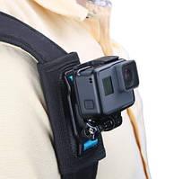 Крепление на рюкзак Telesin для экшн камер GoPro,Xiaomi,SJcam и других камер