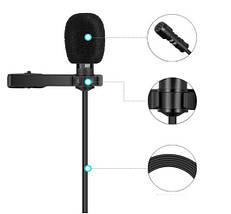 Універсальний петличний мікрофон для смартфона,фото та відео-камер (конденсаторний ) Yanmai довжина 6 метрів, фото 2