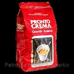 Кофе в зернах Lavazza Pronto Crema Grande Aroma 20/80 1кг