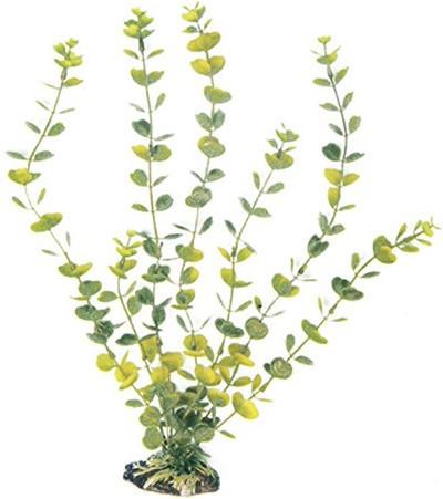 Искусственное растение для аквариума HYDROCOTYLE, 17 см