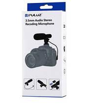 Професійний мікрофон для смартфона і фото і відео камер PULUZ PU3017, фото 3