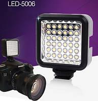 Студийный свет для фото и видео камер (led подсветка для смартфонов), фото 1