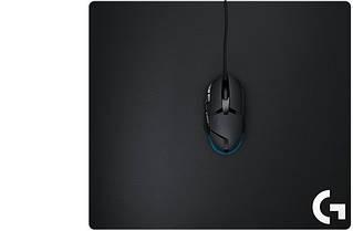 Игровая поверхность Logitech G640 Black (943-000089)