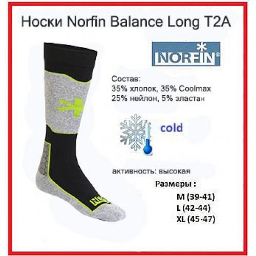 Носки термо  Norfin Balance Long