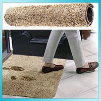 Придверный коврик из микрофибры Clean Step Mat Супервпитывающий, фото 1