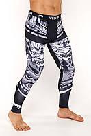 Лосины Venum Devil (Компрессионные штаны Леггинсы Venum Devil), фото 1