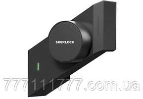 Умный замок Xiaomi Sherlock M1 Smart sticky lock Black Left