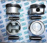 Поршень с кольцами  86,5 (+0,50) Opel 2.0 8V C20NE