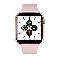 Смарт часы Smart Watch IWO12 PRO Waterproof Gold 44 mm Series 5