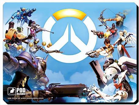 Игровая поверхность Podmyshku Game Overwatch-S, фото 2