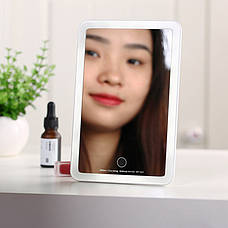 Макияжное зеркало с подсветкой Remax Charming Beauty Makeup Mirror, фото 3