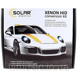 Комплект ксенона SOLAR H8 5000K 35W Ballast 4860