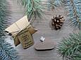 Дерев'яна розкладна флешка «Швейцарський ніж» з індивідуальним гравіюванням Горіх на 64Gb (2.0), фото 3