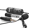 Профессиональный  петличный микрофон для телефонов Boya BY-M1 (6 метров)