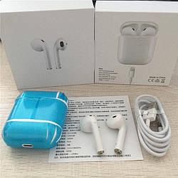 Беспроводные Bluetooth наушники iFans TWS  White
